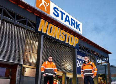 STARK Suomi strengthens its customer service by opening second Nonstop 24/7 branch