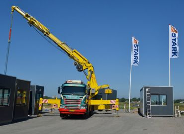 STARK Danmark takes part in the iconic Fehmarnbelt Tunnel